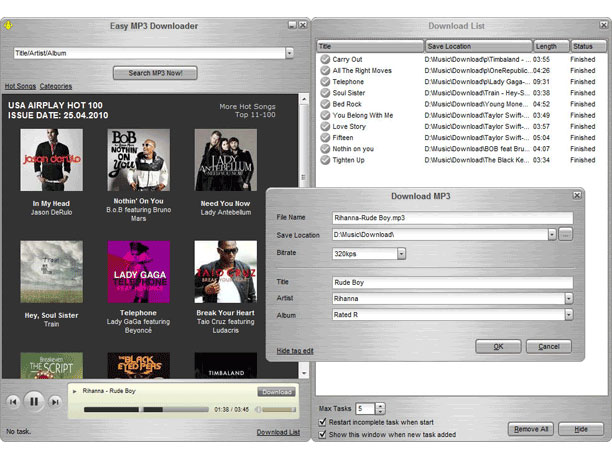 Easy MP3 Downloader 4.4.8.2